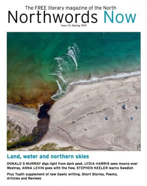 'Flowing' Short story in Northwords Now