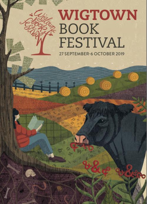 Incandescent - Wigtown Book Festival - 4 October 2019